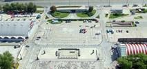Przed Pałacem Kultury powstanie plac z podziemnym parkingiem