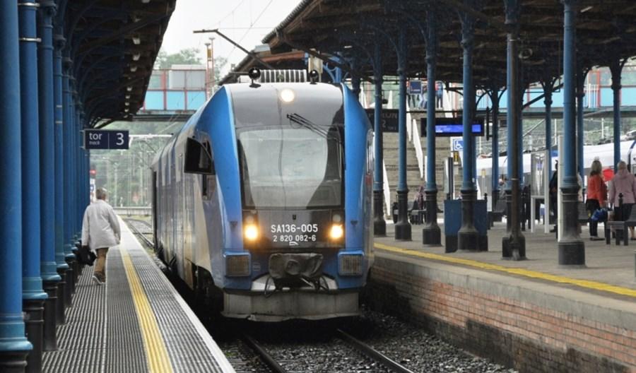 Szczecin: Z biletem okresowym także w pociągach. Na razie w styczniu