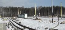 Łódź: Trasa tramwajowa na Olechów nabiera kształtów