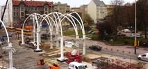 Łódź: Przystanek Piotrkowska Centrum częściowo gotowy
