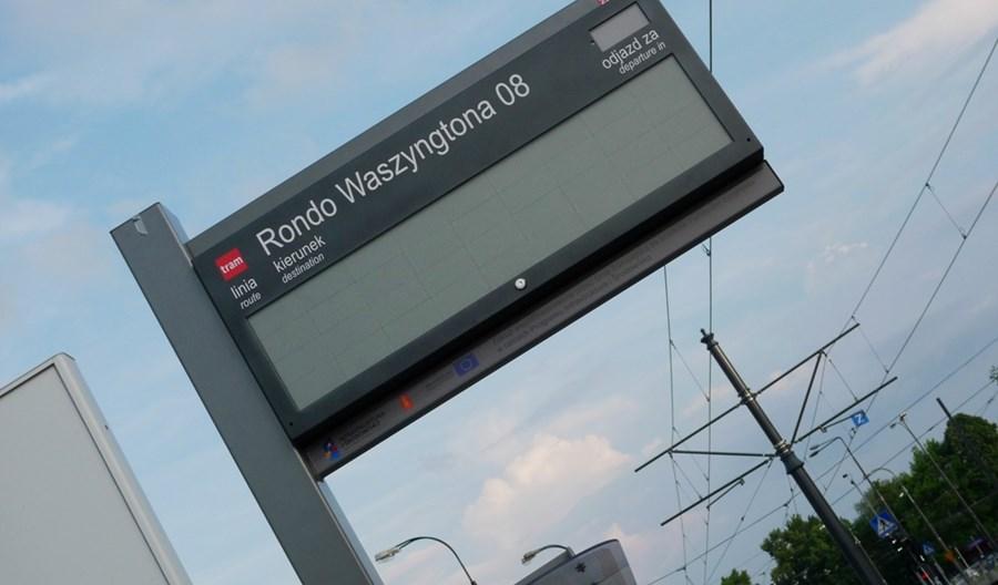 Tramwaje Warszawskie wymienią i zmodernizują wyświetlacze na przystankach