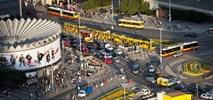 Trzaskowski: Warszawa nie wycofa się z pasów na rondzie Dmowskiego