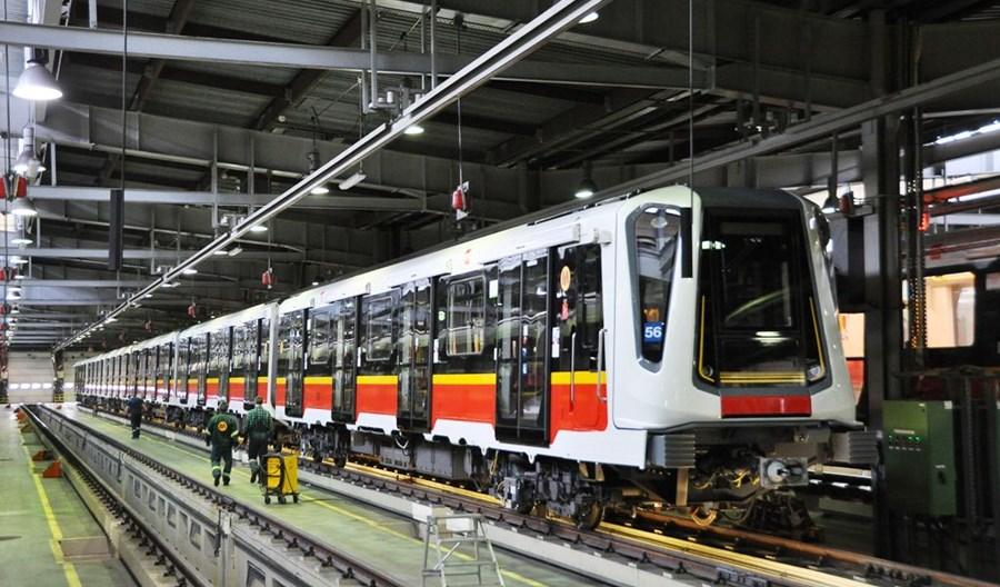 Sąd zajmie się pociągami metra we wrześniu? Problem z Trako