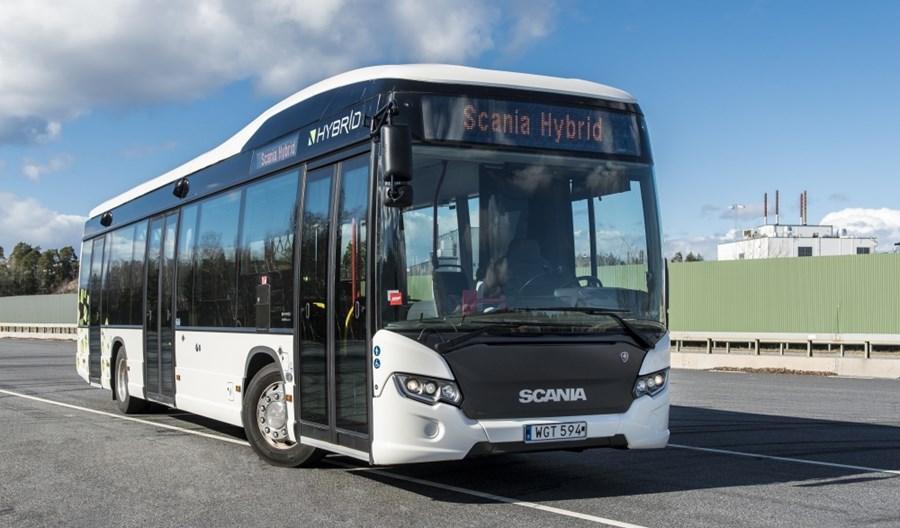 Słupska Scania produkuje autobusy hybrydowe dla Madrytu