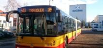 Solbusy LNG czekają na wyjazd do Warszawy