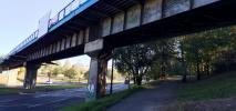 Sosnowiec zamieni wiadukt kolei piaskowej w drogę rowerową