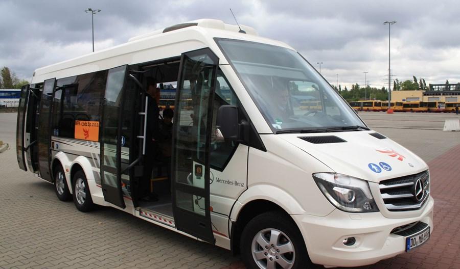 Powiat słupski: Oferty na  krótkie autobusy