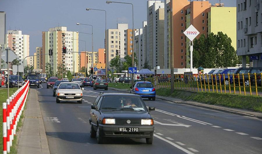 ZTM od nowa projektuje Światowida obok tramwaju na Tarchominie