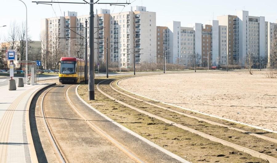 Przedłużony tramwaj na Tarchominie pojedzie wiosną 2017 r.