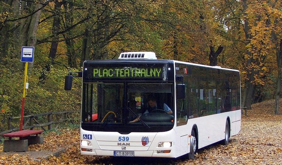 Toruń ponownie z przetargiem na elektrobusy i ładowarki