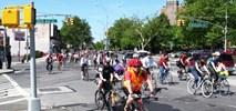 USA. 53% więcej ścieżek, 391% więcej rowerzystów i mniej wypadków