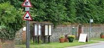 Wielka Brytania robi porządek ze znakami drogowymi