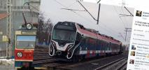 Pierwsze zdjęcie nowego pociągu Newagu dla WKD