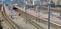 PKP PLK dobuduje peron na Warszawie Gdańskiej