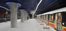 Metro (prawie) gotowe. Otwarcie do końca roku