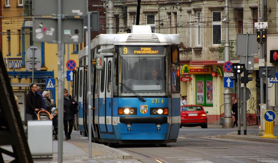 Wrocław przekonuje: ITS to szybsze tramwaje