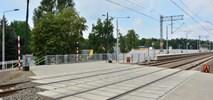 W Zielonce Bankowej nowy przejazd kolejowy donikąd. Bo unijne pieniądze