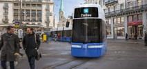 Bombardier dostarczy co najmniej 70 tramwajów do Zurychu