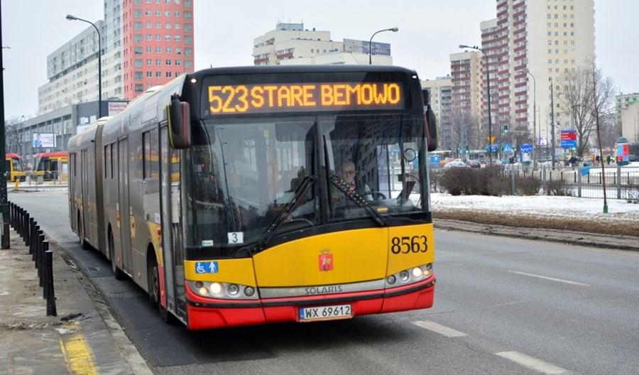 Warszawa. Dlaczego autobusy są zimą brudne? ZTM tłumaczy
