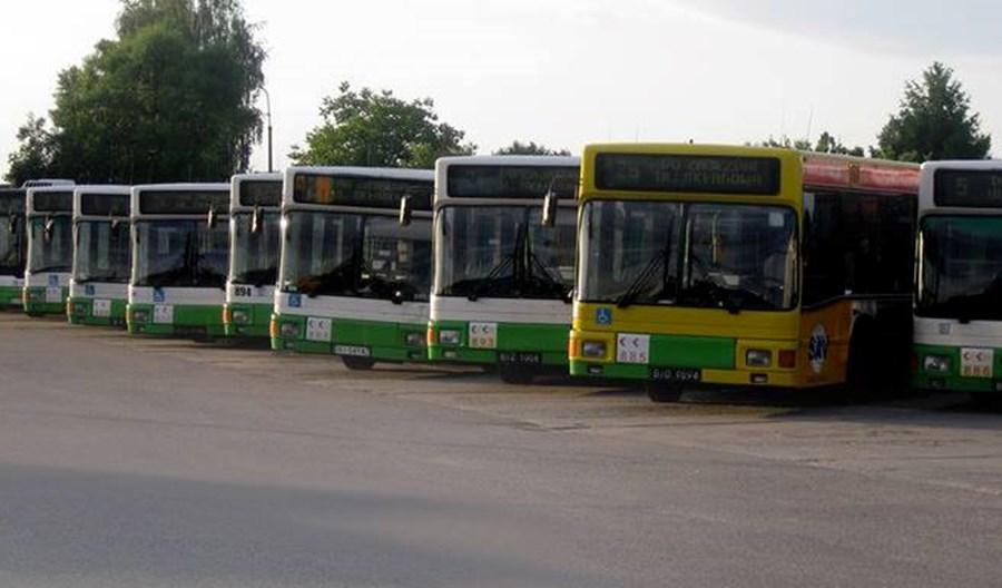 Białystok. Wszystkie autobusy zostaną wyposażone w biletomaty