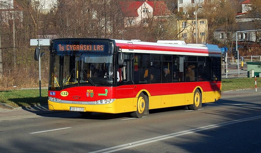 Bielsko-Biała kupi pięć autobusów spalinowych