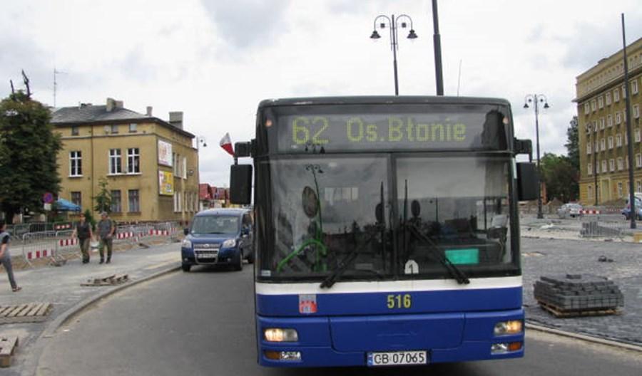Bydgoszcz kupuje nowe autobusy. Z opcją nawet 12