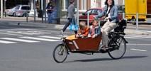 Kraków. Z aut dostawczych na rowery cargo