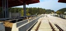 PKM. Zakończenie procesu betonowania. Wiosną testy taboru