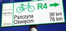 W Małopolsce budują drogi dla rowerowych długodystansowców