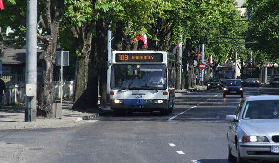 Gdynia. Mniej pasażerów w komunikacji miejskiej. O jedną piątą