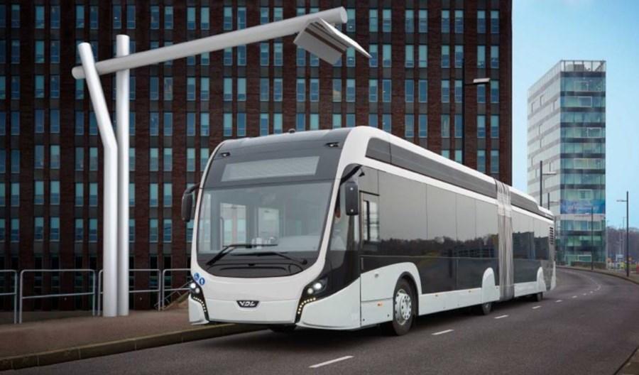 Bonn i Darmstadt wdrożą infrastrukturę Heliox do ładowania autobusów