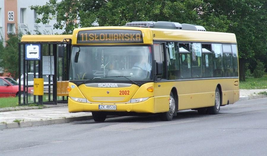 Koszalin przyjmuje plan transportowy i obniża ceny biletów