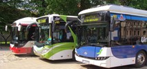 Kraków nie poddaje się: przetarg na cztery elektrobusy