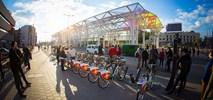 Pierwszy rok roweru miejskiego w Łodzi na 1,5 mln