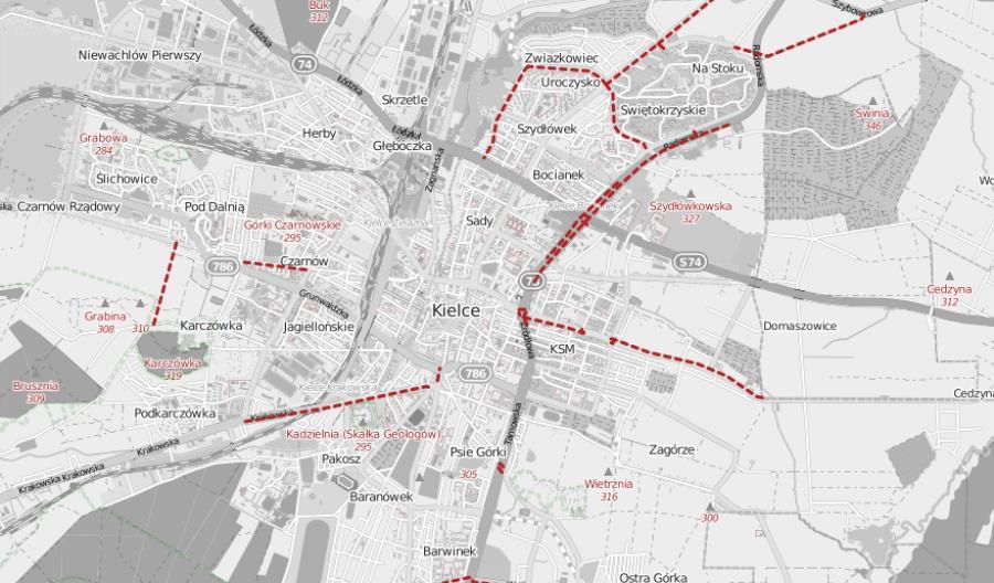 Kielce. 10 mln zł na drogi dla rowerów. To absolutne minimum