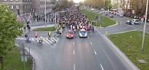 Warszawa. Ostatnia rowerowa Masa Krytyczna