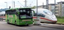 Inwazja Niemców na autokary