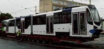 Szczecin: Modertrans dostarczył już tramwaj do samodzielnego złożenia