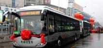 Polska jest sto tysięcy autobusów za Chinami