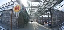 Młociny na nowo. Nowe wyjścia z metra, dwuczęściowa pętla tramwajowa i wyświetlacze?