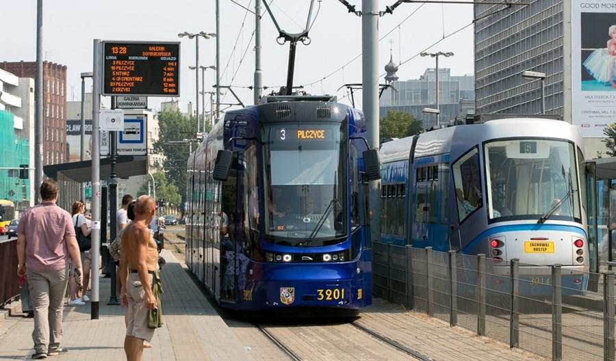 Wrocław ogłasza przetarg na zakup do 46 całkowicie niskopodłogowych tramwajów