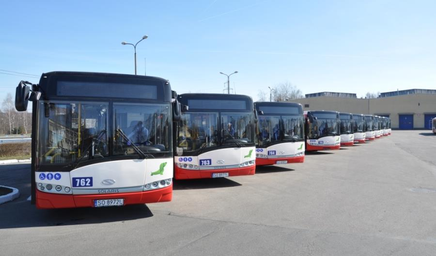 Sosnowiec z ofertami na autobusy. MAN vs Solaris