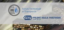 PKP S.A. partnerem strategicznym Forum Technologii w Transporcie
