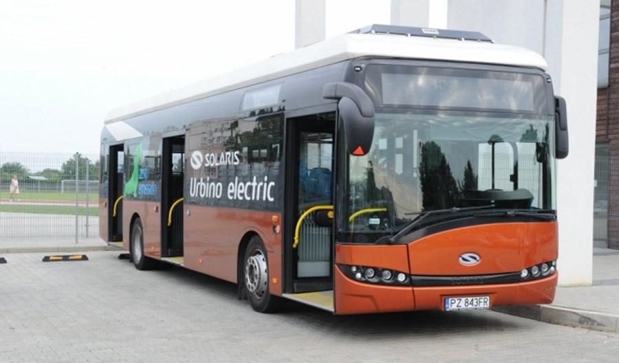 Polkowice kupują dziewięć autobusów elektrycznych