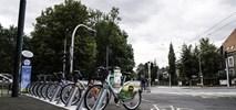 Poznań. Inwazja roweru publicznego na parkingi