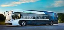 USA. Elektrobus przejechał prawie 1800 km na jednym ładowaniu