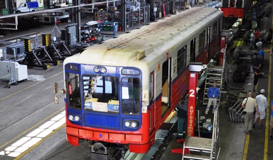 Metro: 40 wagonów rosyjskich do naprawy głównej