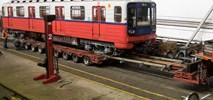 Metro: Wagony serii 81 jadą na remont do Mińska Mazowieckiego