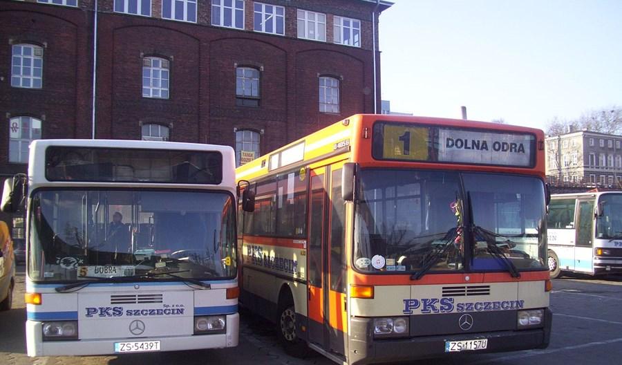 Szczecin wybrał przewoźnika dla siedmiu linii autobusowych