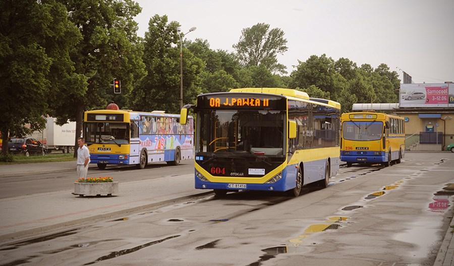 MPK Tarnów z przetargiem na używane autobusy CNG